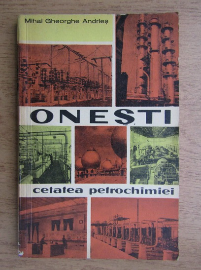Anticariat: Mihai Gheorghe Andries - Onesti, cetatea petrochimiei