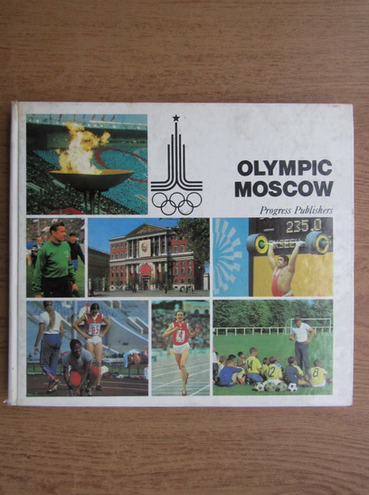 Anticariat: Olympic Moscow