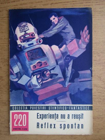 Anticariat: Povestiri Stiintifico Fantastice, nr. 220