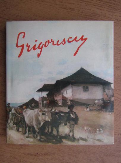 Anticariat: George Oprescu - Nicolae Grigorescu (album)