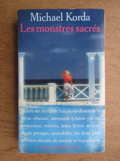 Anticariat: Michael Korda - Les monstres sacres