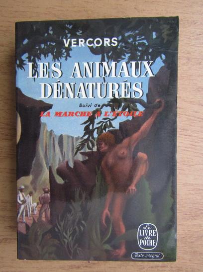 Anticariat: Vercors - Les animaux denatures