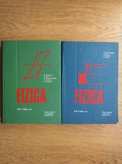 Anticariat: Dumitru Barca Galateanu, R. Titeica - Fizica (2 volume, 1971)