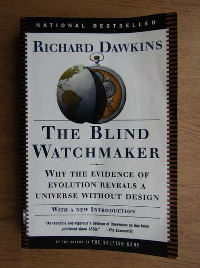 Anticariat: Richard Dawkins - The blind watchmaker