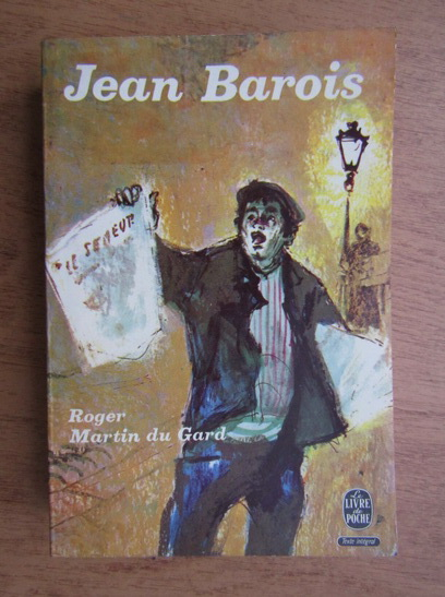 Anticariat: Roger Martin du Gard - Jean Barois