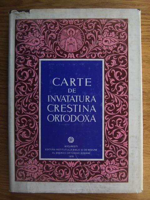 Anticariat: Carte de invatatura crestina ortodoxa