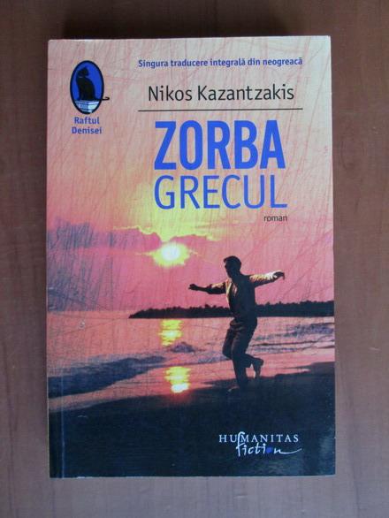 Anticariat: Nikos Kazantzakis - Zorba grecul