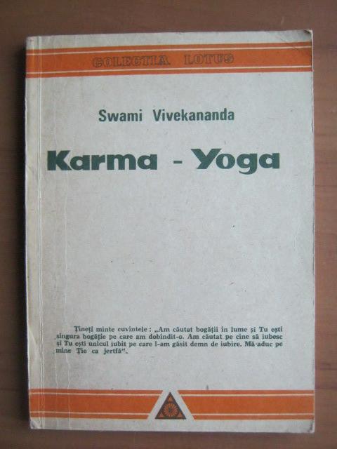 Anticariat: Swami Vivekananda - Karma-Yoga