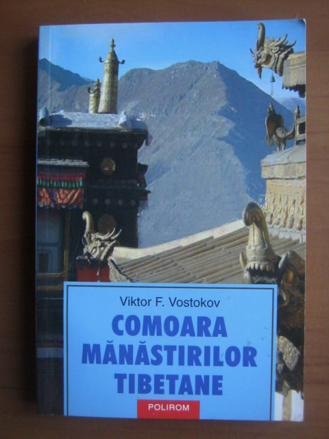 Anticariat: Viktor Vostokov - Comoara manastirilor tibetane