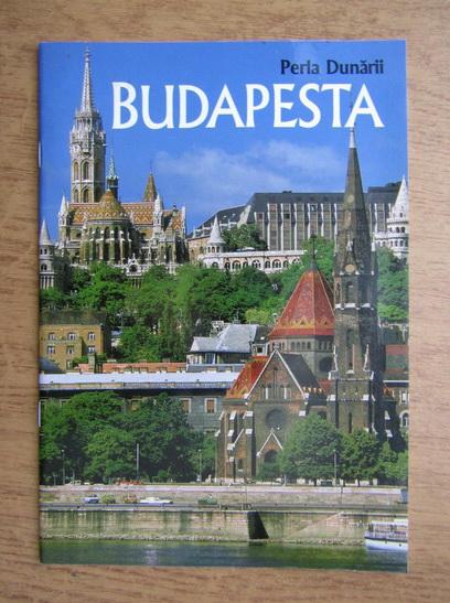 Anticariat: Budapesta. Perla Dunarii