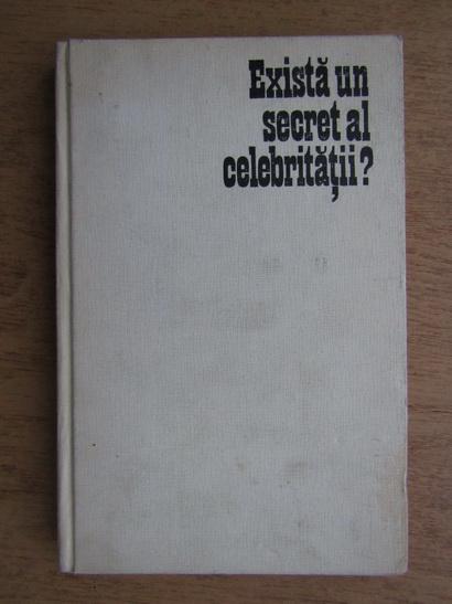 Anticariat: Carol Roman - Exista un secret al celebritatii?