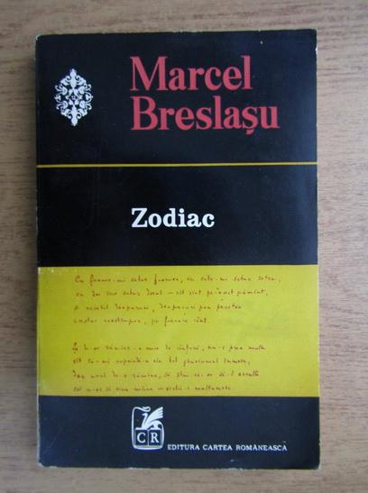 Anticariat: Marcel Breslasu - Zodiac
