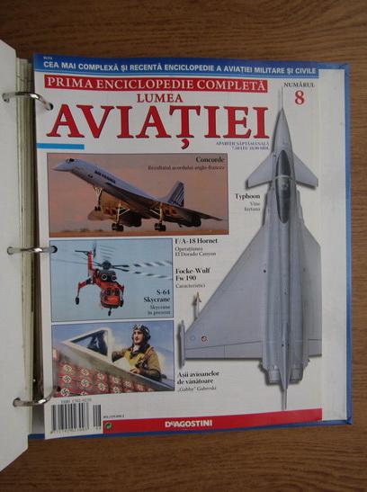 Anticariat: Lumea aviatiei, nr. 8