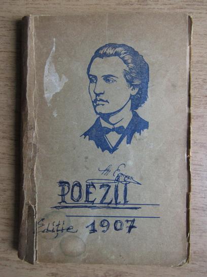 Anticariat: Mihai Eminescu - Poezii (Editia a zecea-Maiorescu, 1907)