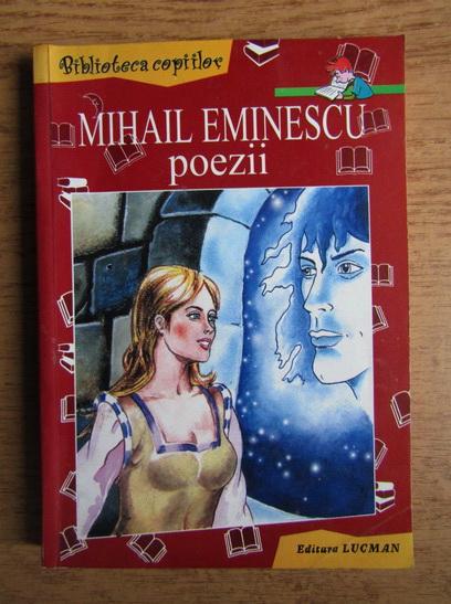 Anticariat: Mihail Eminescu - Poezii