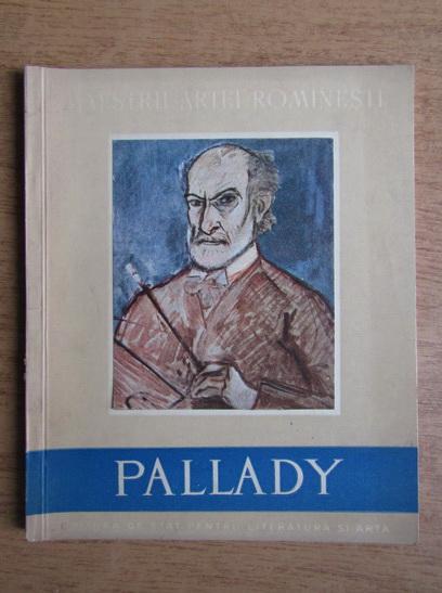 Anticariat: H. Blazian - Pallady (album de arta)