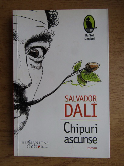 Anticariat: Salvador Dali - Chipuri ascunse
