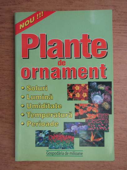 Anticariat: Plante de ornament
