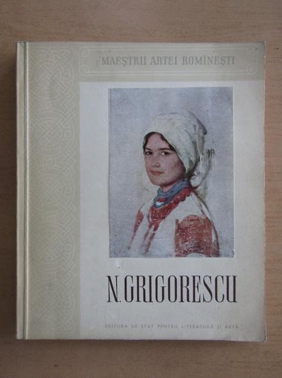 Anticariat: Lelia Rudascu - N. Grigorescu