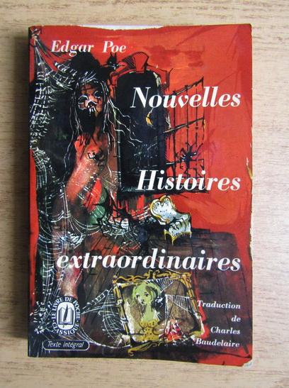 Anticariat: Edgar Allan Poe - Nouvelles histoires extraordinaires