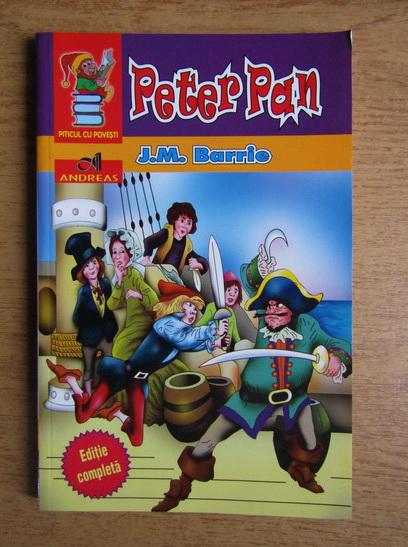 Anticariat: James Matthew Barrie - Peter Pan