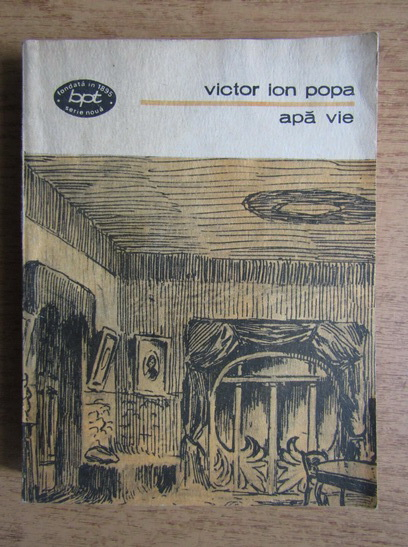Anticariat: Victor Ion Popa - Apa vie (volumul 2)