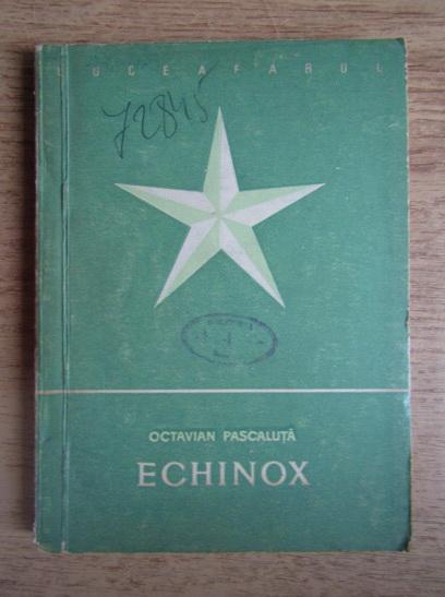 Anticariat: Octavian Pascaluta - Echinox
