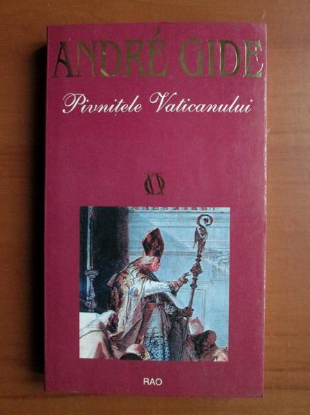 Anticariat: Andre Gide - Pivnitele Vaticanului