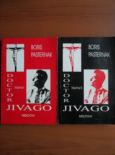 Anticariat: Boris Pasternak - Doctor Jivago (2 volume)