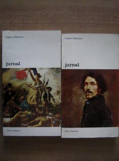 Anticariat: Eugene Delacroix - Jurnal (2 volume)