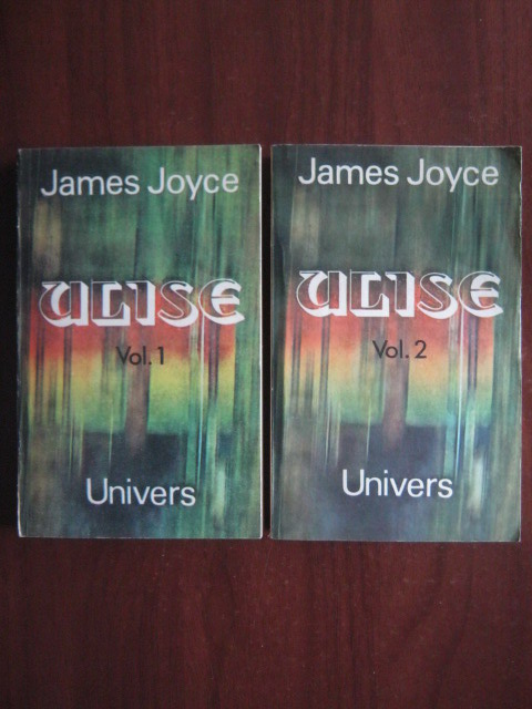 Anticariat: James Joyce - Ulise (2 volume)