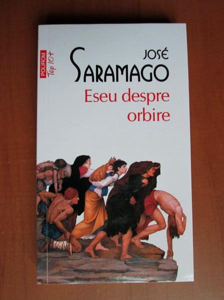 Anticariat: Jose Saramago - Eseu despre orbire