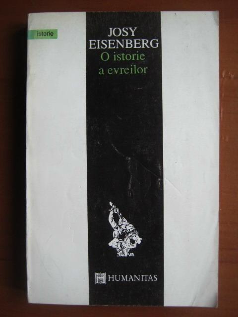 Anticariat: Josy Eisenberg - O istorie a evreilor