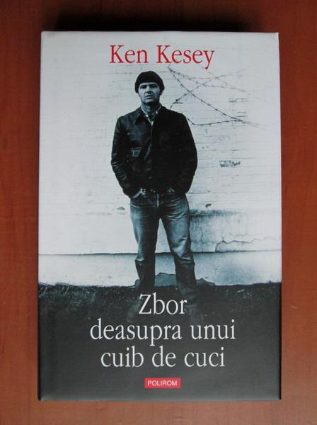 Anticariat: Ken Kesey - Zbor deasupra unui cuib de cuci (coperti cartonate)