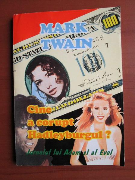 Anticariat: Mark Twain - Cine a corupt Hadleyburgul?
