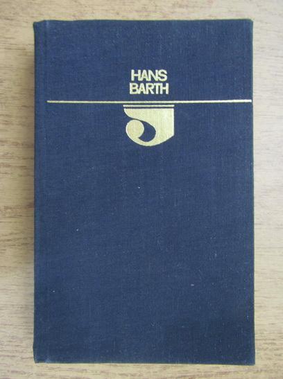 Anticariat: Hans Barth - Hermann Oberth