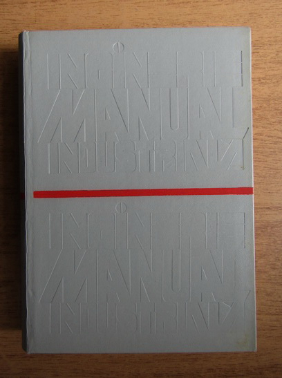 Anticariat: Herman Bryant Maynard - Manual de inginerie industriala (volumul 2, 1975)