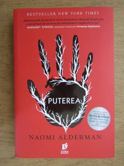 Anticariat: Naomi Alderman - Puterea