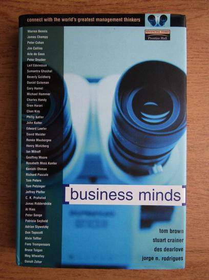 Anticariat: Tom Brown - Business minds
