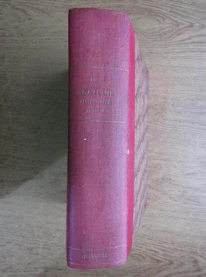 Anticariat: L. Testut - Traite d'anatomie humaine (volumul 2, 1911)