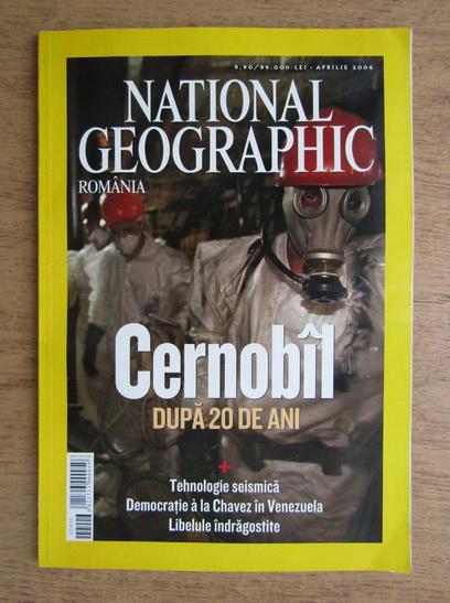 Anticariat: Revista National Geographic, aprilie 2006