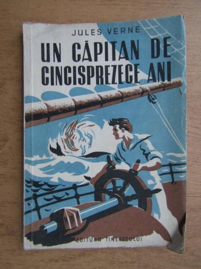 Anticariat: Jules Verne - Un capitan de cinsprezece ani