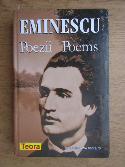 Anticariat: Mihai Eminescu - Poezii (editie bilingva romana-engleza)