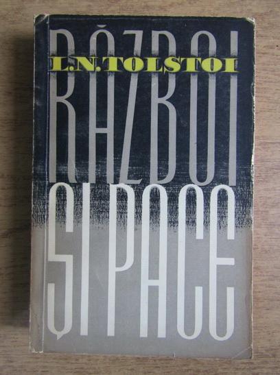 Anticariat: Leon Tolstoi - Razboi si pace (volumul 3)