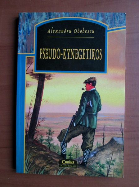 Anticariat: Al. Odobescu - Pseudo kynegetikos