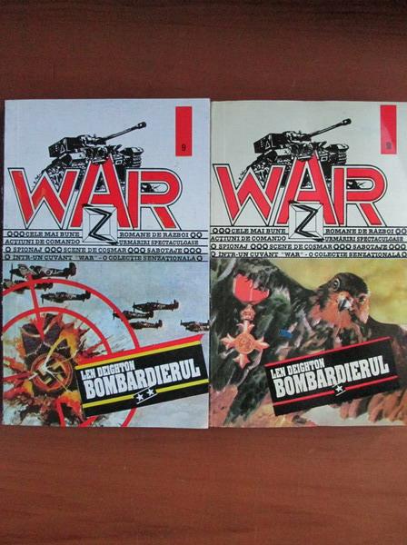 Anticariat: Len Deighton - Bombardierul (2 volume)