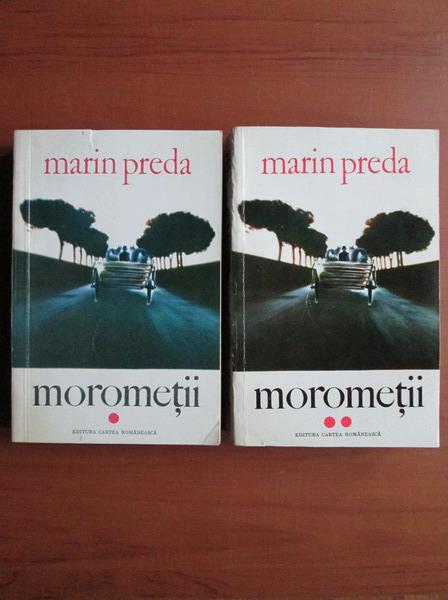 Anticariat: Marin Preda - Morometii (2 volume)