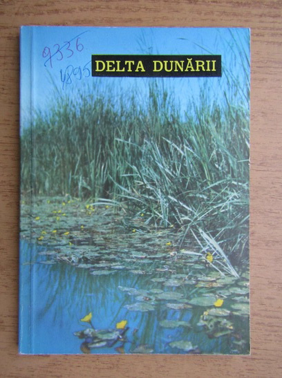 Anticariat: Delta Dunarii