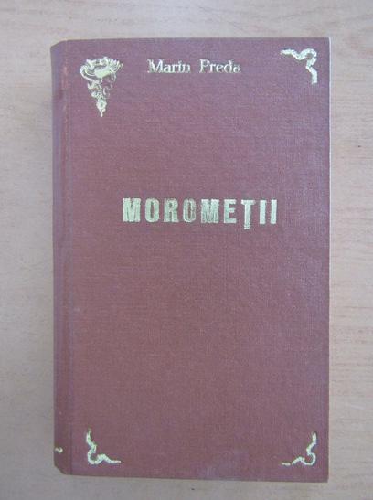 Anticariat: Marin Preda - Morometii