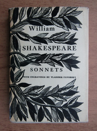 Anticariat: William Shakespeare - Sonnets